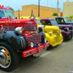 Lola Palmer Malta American Car Show Mellieha May Vintage Car Motor Dodge Truck