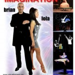 Lola Palmer Magician Illusionist Brian Role Virtually Magic Imagination Illusion Show Hotels Resorts Cruise Ship Events DMC Galas Sala de Fiesta Espectaculos